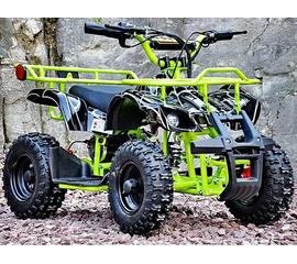 Детский электроквадроцикл Viper-Crosser EATV 90505 - Зеленый