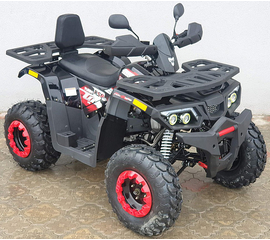 Квадроцикл Comman Scorpion 200 cc Black (Модель 2020 года)