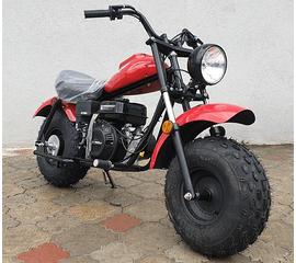 Mini Bike Linhai MB200 (Красный)