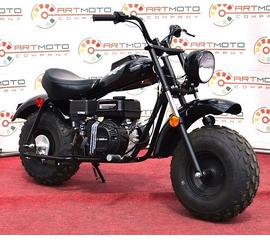 Мотоцикл Mini Bike Linhai MB200 (Черный)