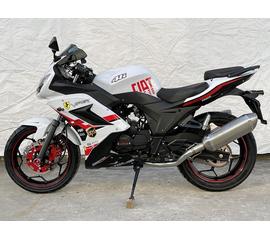 Мотоцикл Viper V250-F2 (Белый)
