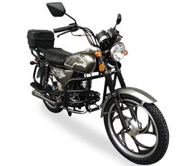 Мотоцикл Musstang Alfa MT125-2 серый