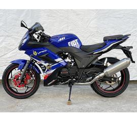 Мотоцикл Viper V250-F2 (Синий)
