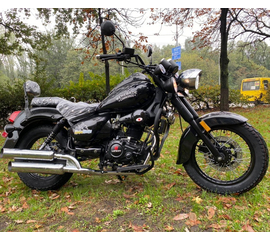 Мотоцикл KV Renegade (Loncin) 250cc