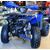 Подростковый квадроцикл Exdrive Hunter 125 Синий