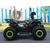 Подростковый квадроцикл Spark SP 125-7 (Салатовые вставки)