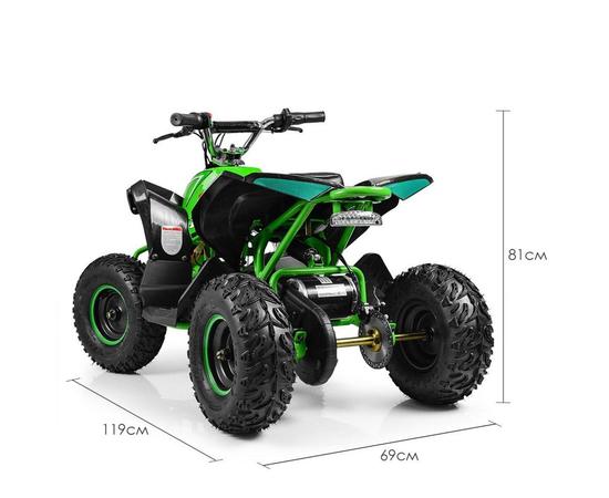 Дитячий  электроквадроцикл PROFI HB-EATV1000Q-5 (MP3)