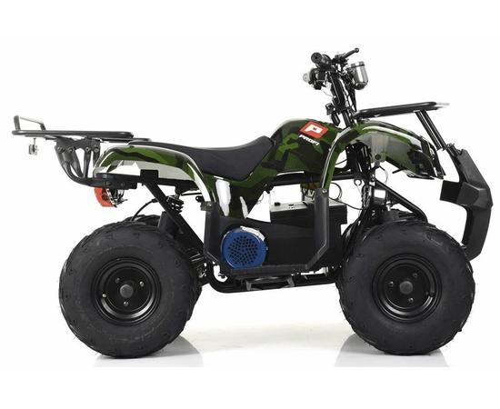 Детский (подростковый) Электроквадроцикл PROFI HB-EATV1000D-10(MP3) Камуфляж