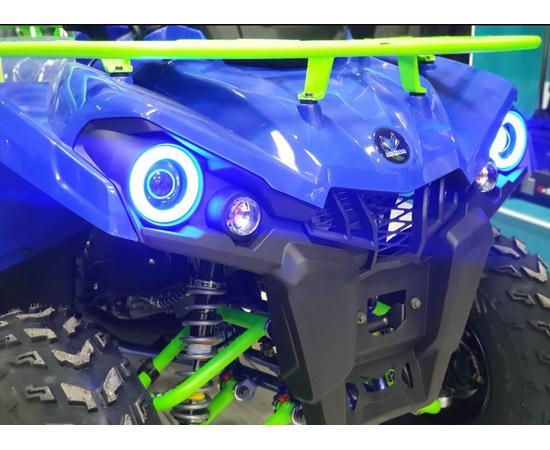 Квадроцикл Comman 200 Touring синий