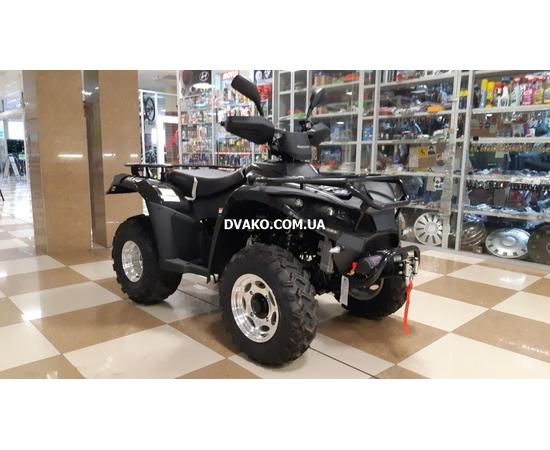 Квадроцикл  LINHAI YAMAHA LH300-3D 4х4 черный