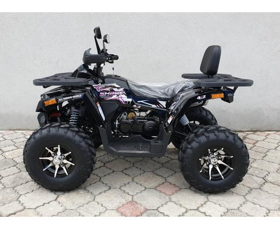 Квадроцикл Comman ATV Shark 200 черный