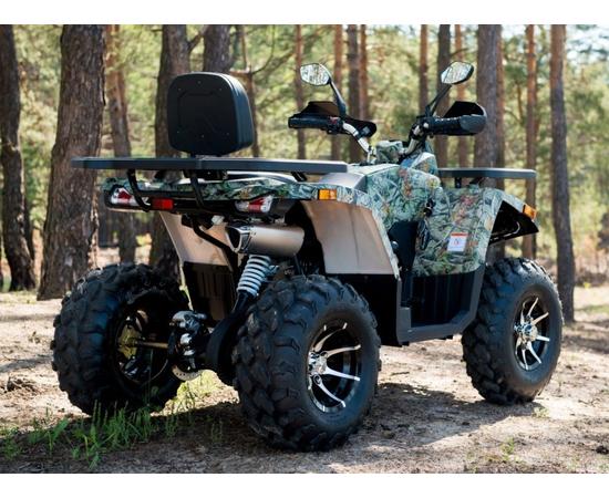 Квадроцикл Comman ATV Shark 200 Сафари
