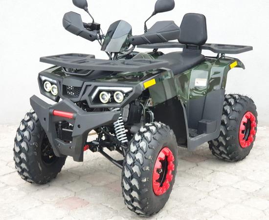 Квадроцикл Comman Scorpion 200 cc Камо (Модель 2020 года)