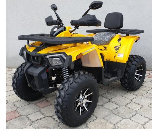 Квадроцикл Comman ATV Shark 200 Желтый