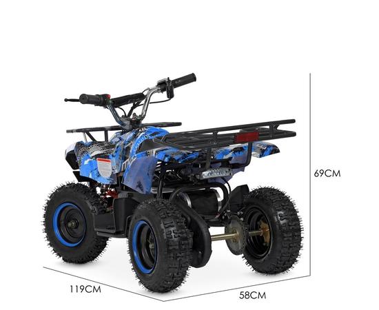 Детский электроквадроцикл PROFI HB-ATV1000AS-4