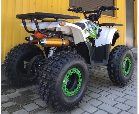 Подростковый квадроцикл Exdrive Hunter 125 Белый