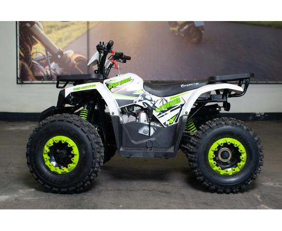 Подростковый квадроцикл Forte Hunter 125 (зеленый)