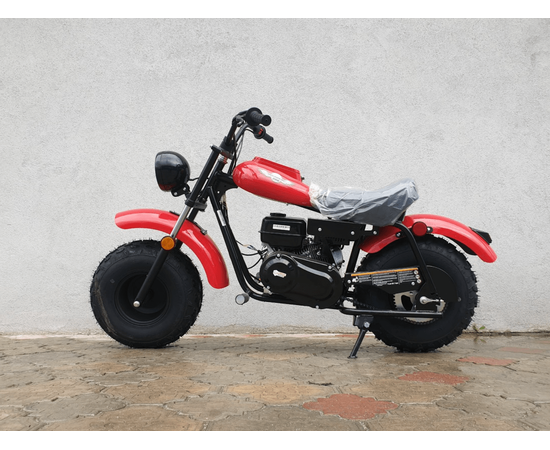 Внедорожный мотоцикл Mini Bike Linhai MB200 (Красный)