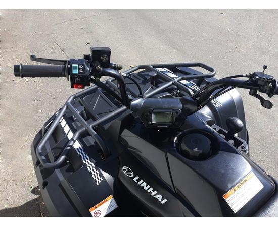 Квадроцикл Linhai Yamaha 150 (Черный)