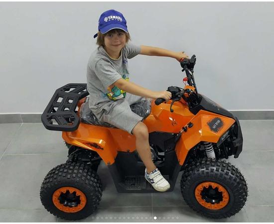 Детский / подростковый бензиновый квадроцикл COMMAN B5 MUDHAWK