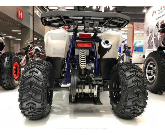 Подростковый бензиновый квадроцикл COMMAN B5 MUDHAWK (Белый)