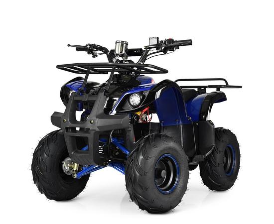Детский (подростковый) квадроцикл PROFI HB-EATV1000D-4 (MP3) Синий