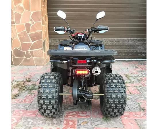 Подростковый квадроцикл Spark SP 125-7 (синие вставки)