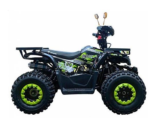 Детский / подростковый квадроцикл Spark SP 125-7 (на бензине)