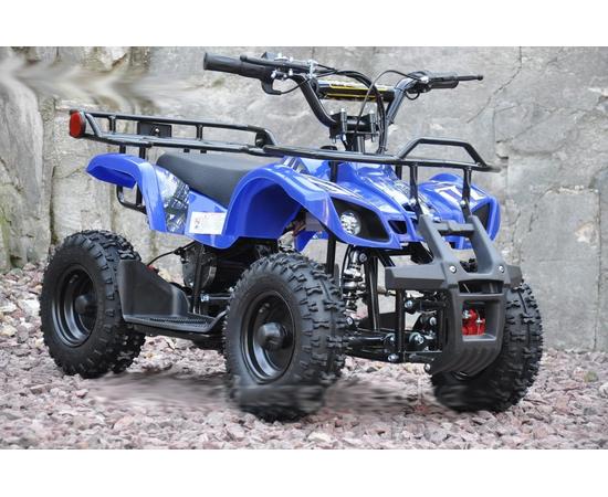 Детский квадроцикл Viper-Crosser EATV 90505 (электро) - Синий