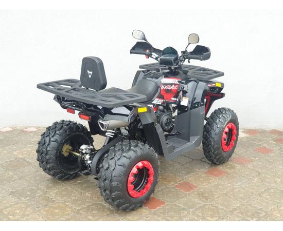 Квадроцикл Comman Scorpion 200 cc Black (Модель 2020 года)