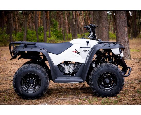 Квадроцикл Linhai Yamaha 150 (Черно белый)
